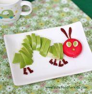 Food art - apples