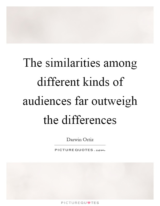 Audiences Are Not Easily Fooled But They Are Easily Confused