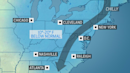Frosty air to visit portions of Midwest, Northeast