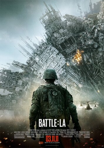 Battle: LA Постер фильма