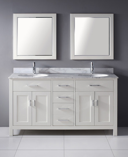 Studio Bathe Vanities - contemporary - bathroom vanities and sink ...