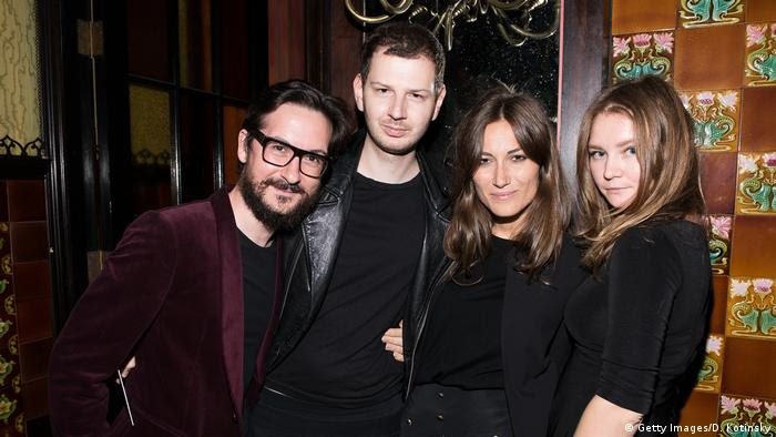 Rodarte x Tumblr Fashion Honor & After Party mit Anna Delvey (Getty Images/D. Kotinsky)
