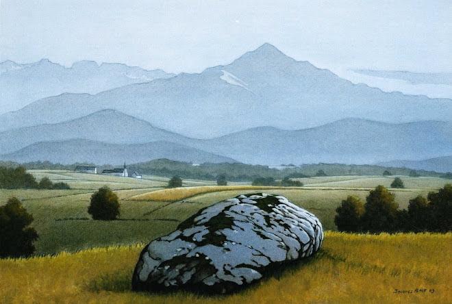 pierre couchée