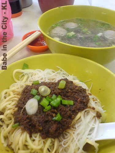 Shin Kee - beef noodles