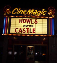 CineMagic, SE Hawthorne, Portland, Oregon