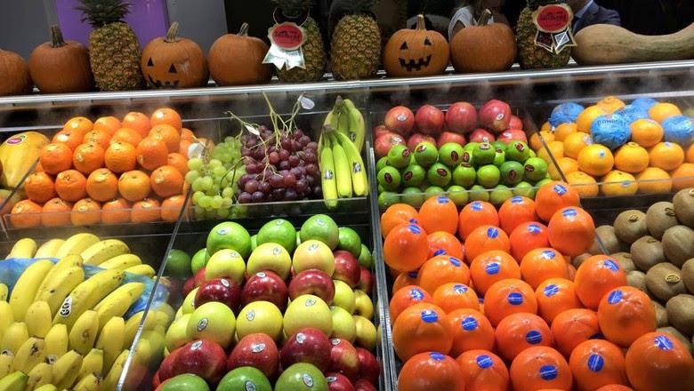Brasil pode faturar US$ 750 milhões com exportação de frutas frescas este ano