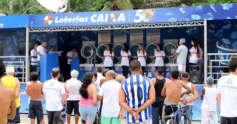 Caminhão da Sorte voltou a Santa Fé do Sul-SP ninguém acertou as seis dezenas do Concurso 1.774
