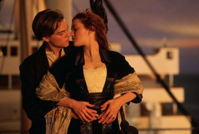 Jack e Rose (Foto: .)