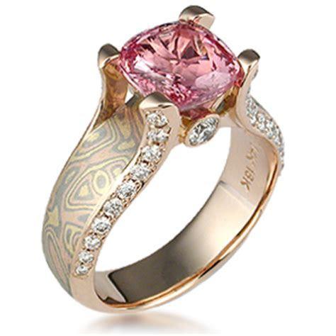 Juicy Light Engagement Ring