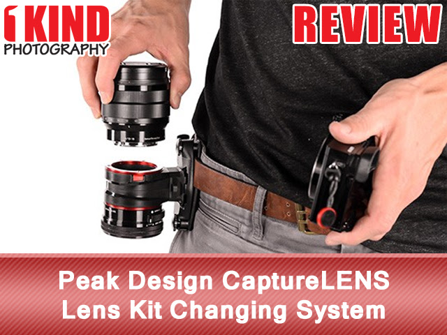 Review Peak Design CaptureLENS Lens Clip Kit