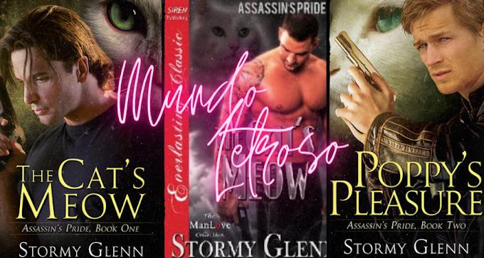 Serie Assassin's Pride - Stormy Glenn [PDF - Español]