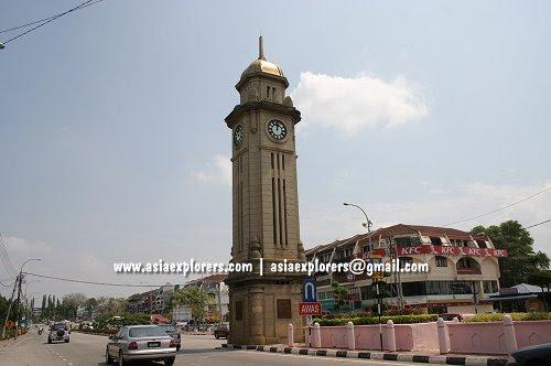 Sungai Petani Clock Tower