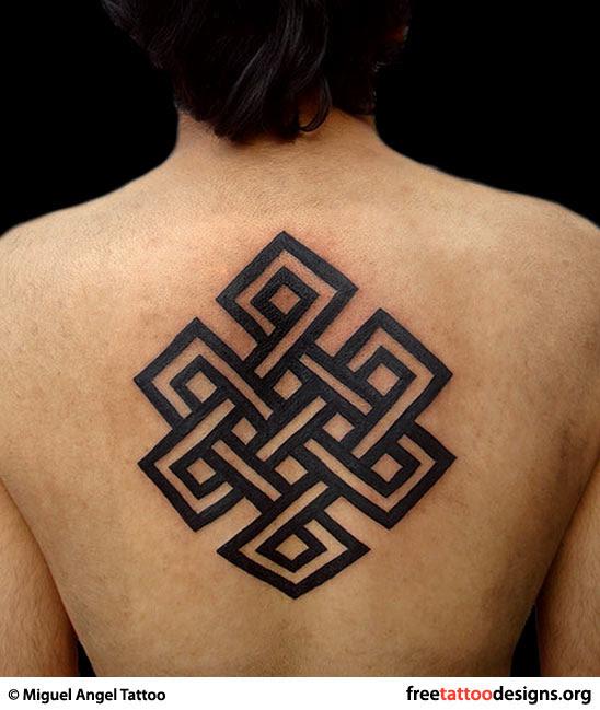 Tibetan Tattoos Buddha Om Eternal Knot Sanskrit Tattoo Designs