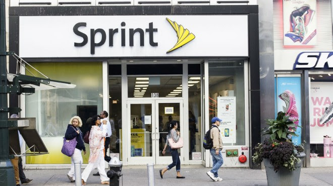 sprint refunds