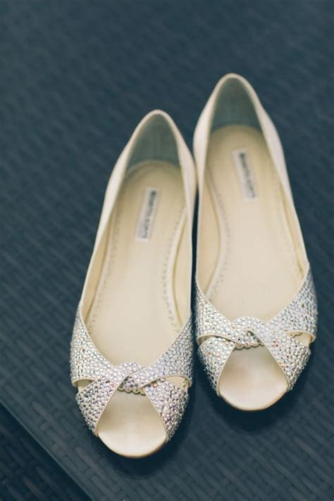 flat bridal shoes ideas  pinterest