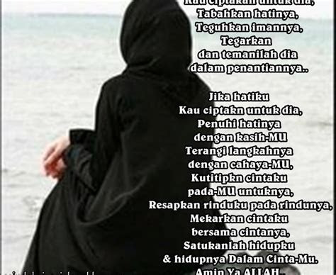 seindah cinta islam buat calon imamku