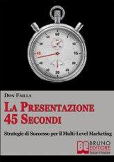 eBook - La presentazione 45 secondi