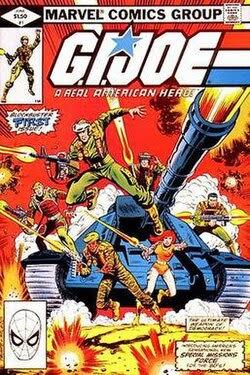 First Gi Joe Comic Book