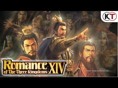 Video promocional de Romance of the Three Kingdoms XIV