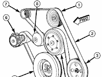 6 7 Cummins Belt Diagram