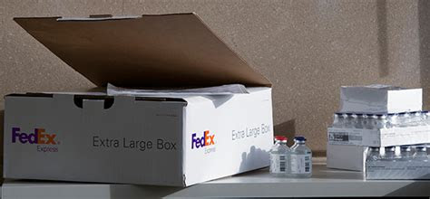 shipping perishable  temperature control items  fedex