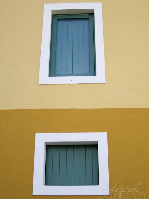 Windows near Fort