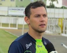Caldense confirma permanência de Luiz Eduardo