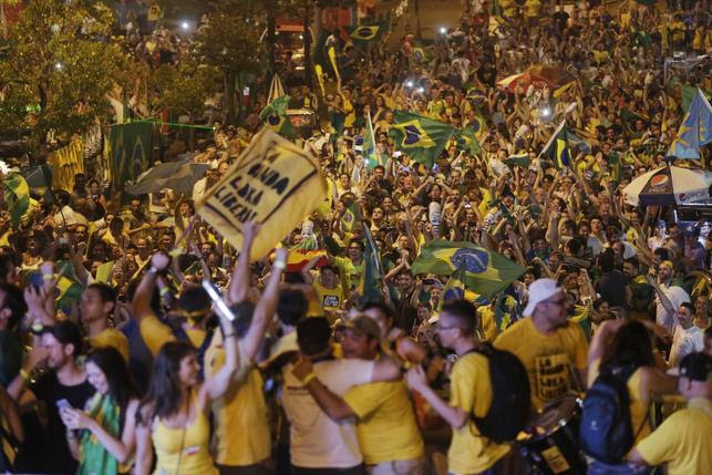 Marxist President Of Brazil On Verge Of Impeachment