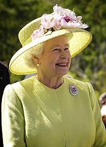 صورة معبرة عن الموضوع إليزابيث الثانية