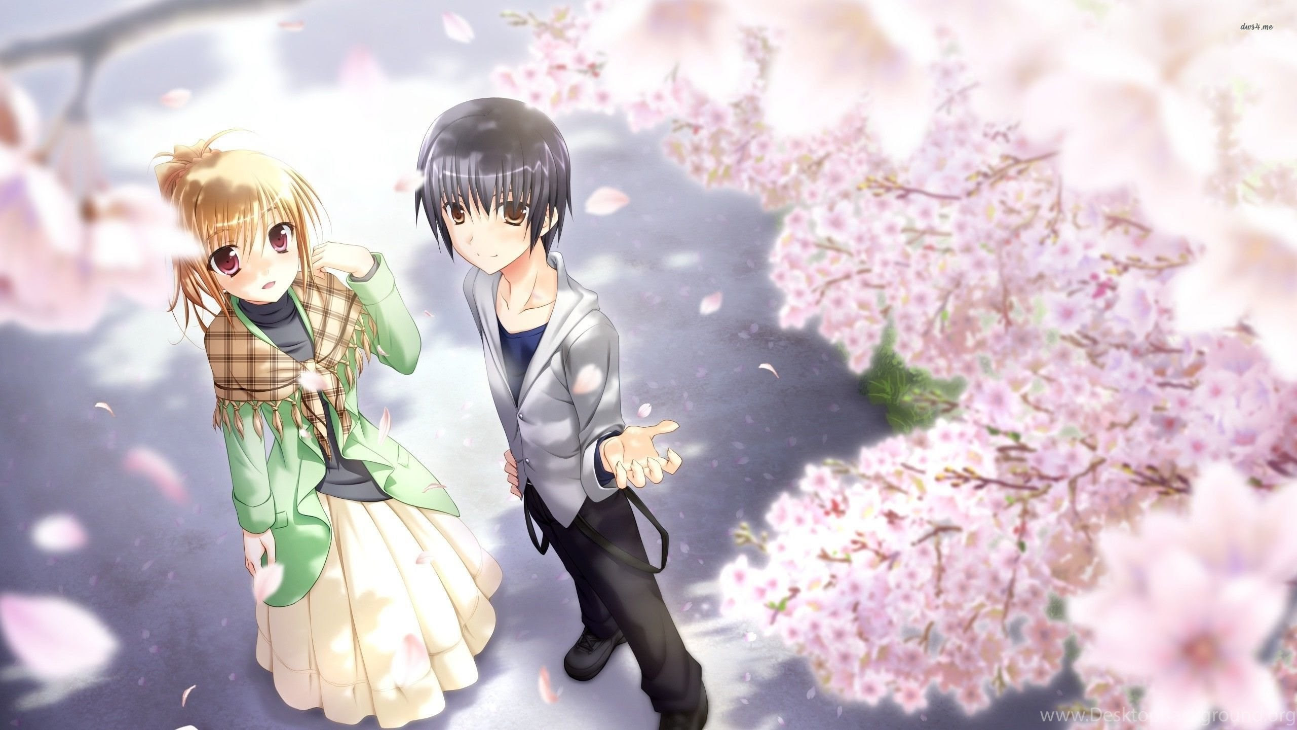 Anime Couple Wallpaper (74+ images)