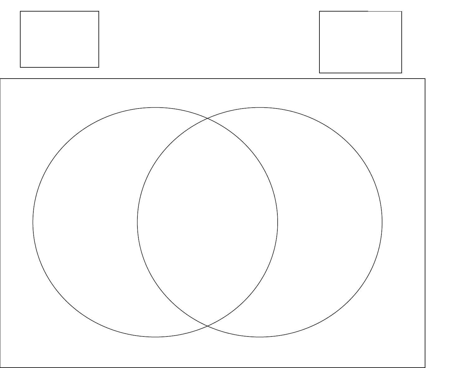 Venn Diagram Template In Word And Pdf Formats