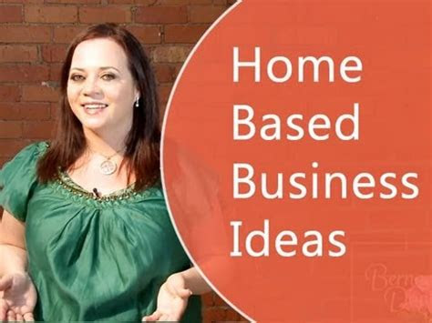 home based business ideas youtube
