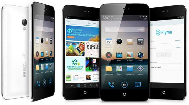 Meizu MX2 packs 16GHz quadcore chip, 44inch display and Jelly Bean, due midDecember