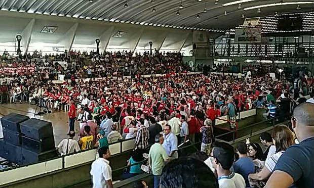 Categoria decidiu pela greve em assembleia realizada na última sexta-feira (10) / Foto: Julierme Antonio via Comuniq