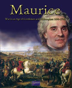 Maurice - Cover