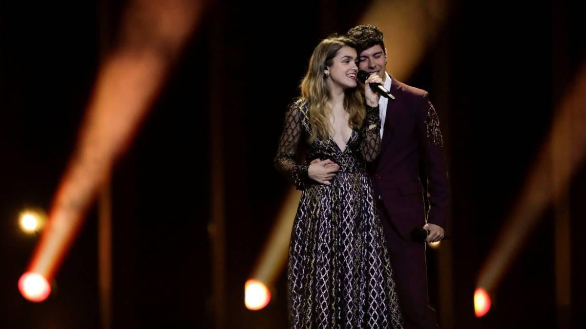 Resultats Eurovisión 2018