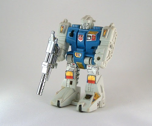 Transformers Twin twist - modo robot (G1)