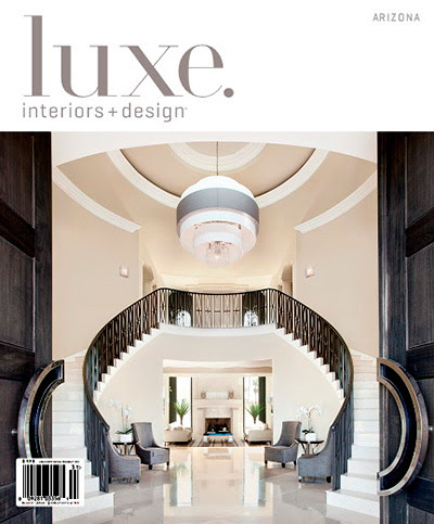 Luxe Interior + Design Magazine Arizona Edition Spring 2014 » PDF