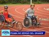 Equipe do Peama participa do Troféu Sérgio Del Grande nas provas de natação e atletismo