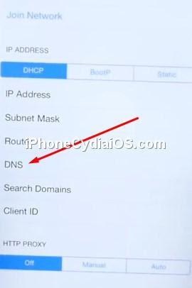 Bypass iCloud Ativação Lock no iOS 8.4 - DNS