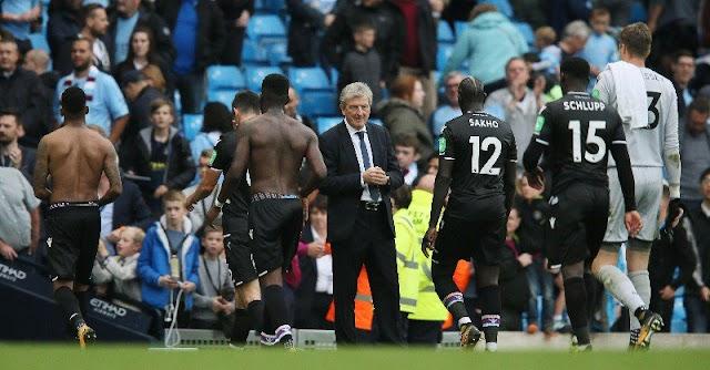 Crystal Palace: mais um jogo sem marcar gol, mais um jogo sem pontuar