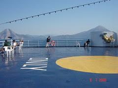 Hampir Tiba Patras, Greece