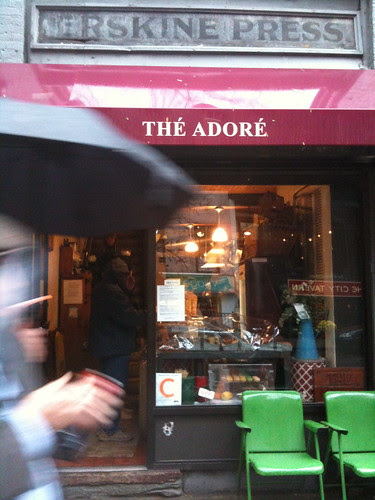 At Thé Adoré