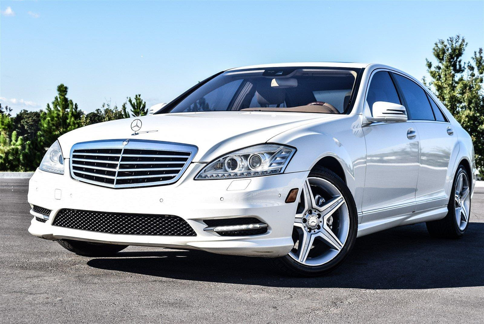 2010 Mercedes-Benz S-Class S550 Stock # 335738 for sale ...
