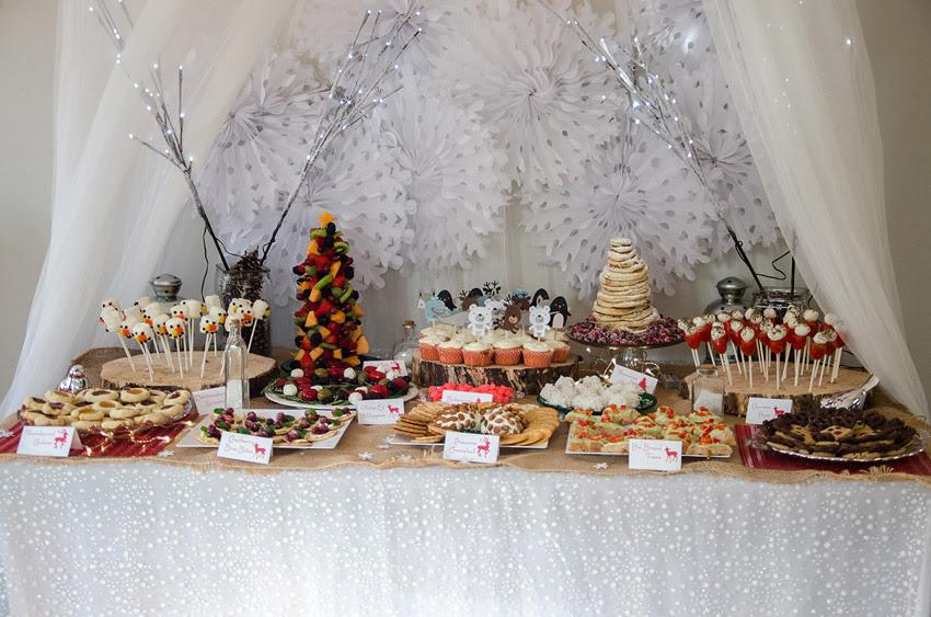 Winter Fairy Birthday Party