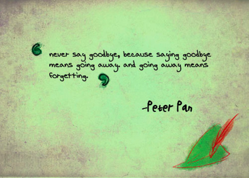 Peter Pan Quotes Disney Archidev