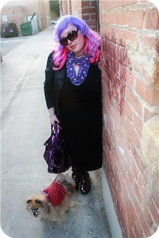 OOTD: In the 'hood with Popple