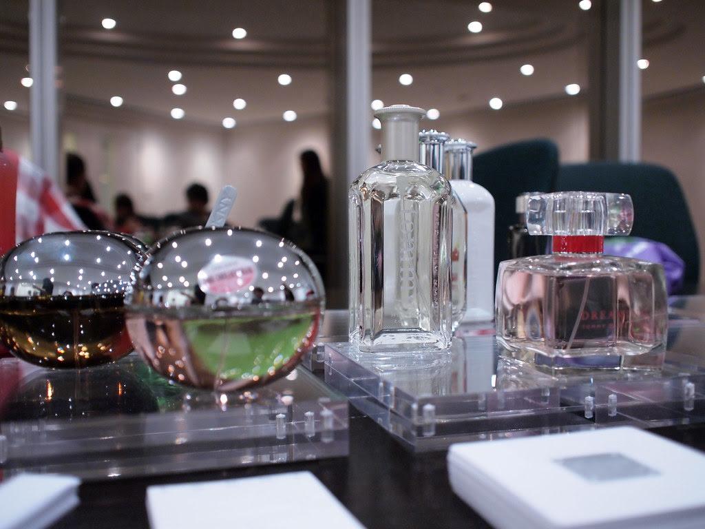 ASCENT 個性香氛大測試 香水 DKNY Estee Lauder Tommy Hilfiger