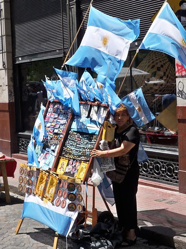 Flag Vendor by TheLostSociety