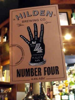 Hilden, Number Four, Ireland